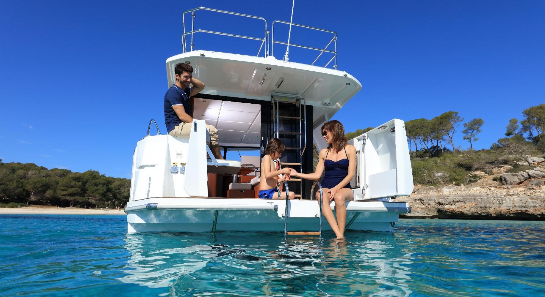 Bénéteau – Swift Trawler 35 complet