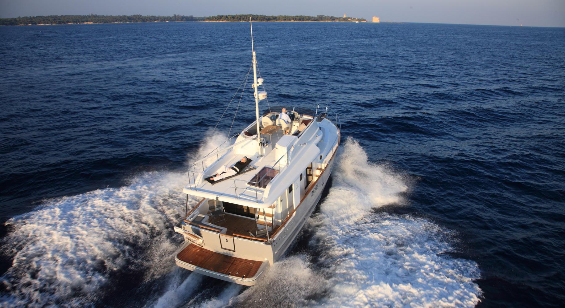 Bénéteau – Swift Trawler 44 complet