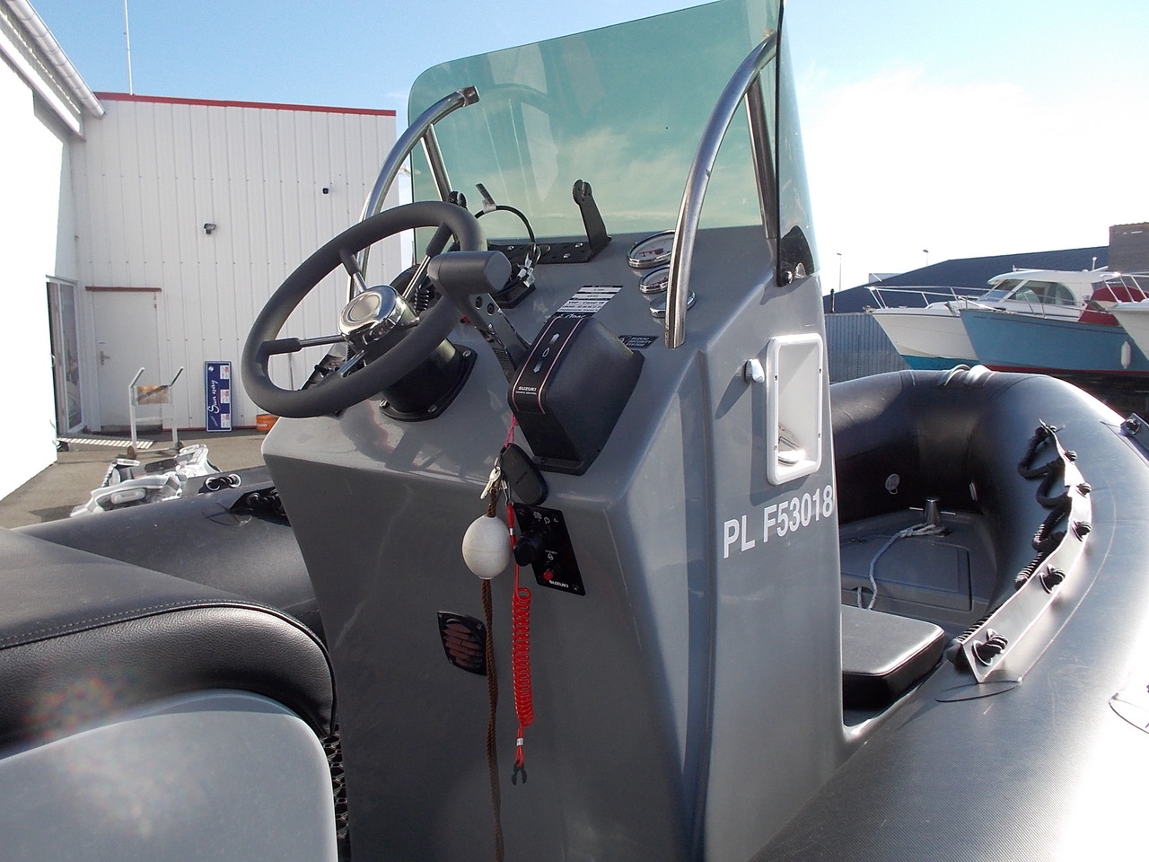 3D Tender – Patrol 600 complet