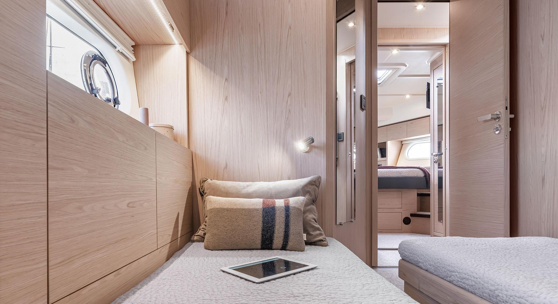 Bénéteau – Swift Trawler 47 complet