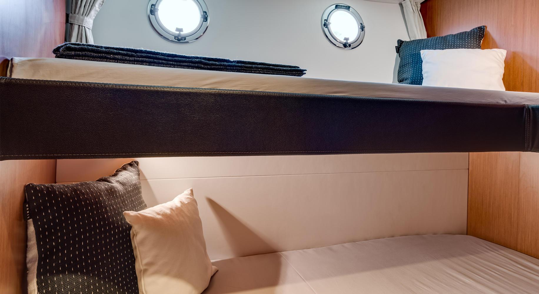 Bénéteau – Swift Trawler 50 complet