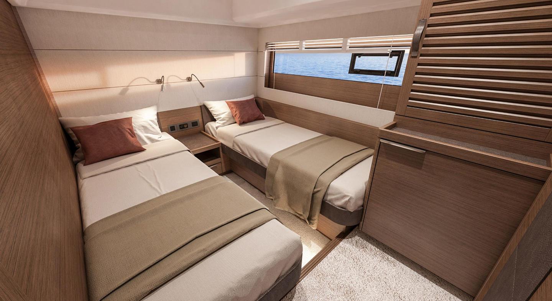 Bénéteau – Grand Trawler 62 complet