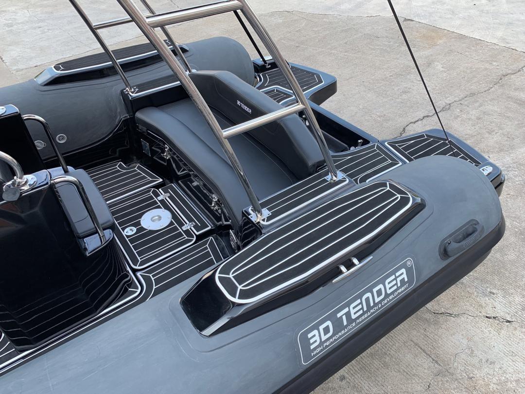 3D Tender – Lux 655 complet
